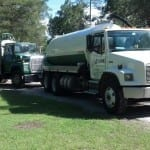 septic tank pumping in Orlando, FL