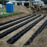 Drain Field Installation